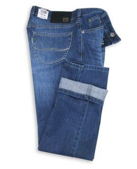JOKER Jeans | Clark navy blue treated 2248/0341