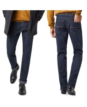Pierre Cardin Herren Jeans Dijon 161/02 dark blue brushed