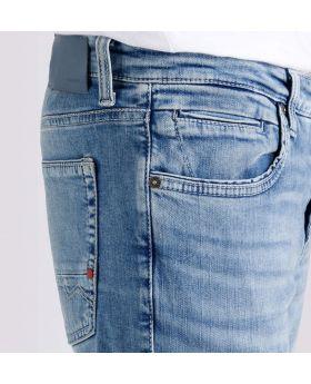 MAC Herren Jeans Arne Pipe light blue vintage wash