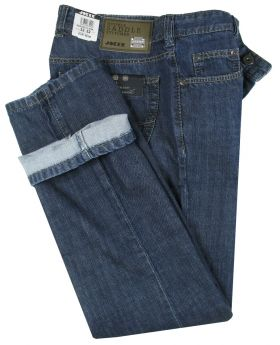 Joker Jeans Clark 2242/25 dark blue rinsed