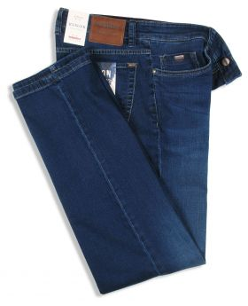 PADDOCK'S Herren Jeans Ranger Motion Stretch dark blue brushed