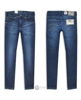 JOKER Jeans | Freddy dark navy treated 2430/0321