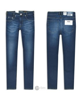 Joker Jeans Jayson 2460/0360 ocean blue treated Stretch-Denim