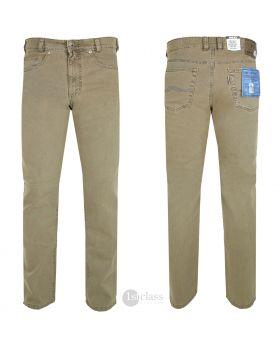 JOKER Twill-Jeans | Clark camel/sand 3401/4