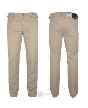 Joker Jeans Freddy 3530-3540/407-413 Stretch-Gabardine beige