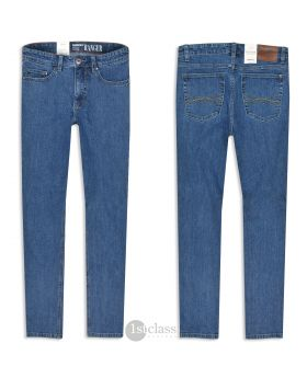 PADDOCK'S Herren Jeans Ranger classic stone blue