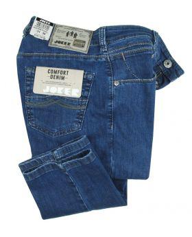 JOKER Jeans | Freddy authentic blue stoned 2430/0066