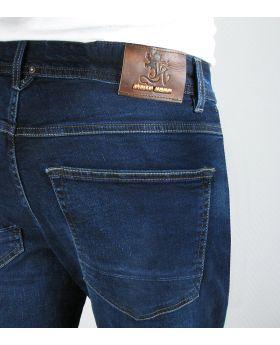 OTTO KERN Herren Jeans John dark blue Stretch Denim