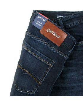 GARDEUR Herren Jeans Batu night blue treated Superflex