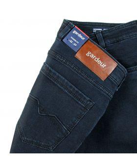 GARDEUR Herren Jeans Batu weathered dark blue Superflex