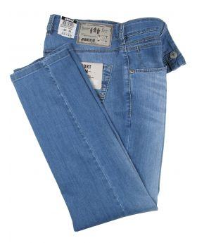 Joker Jeans Freddy 2430/0761   Comfort Denim ice blue buffies