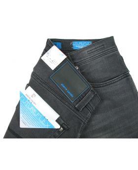 Pierre Cardin Herren Jeans Lyon 8811/81 Cosy Denim Future Flex graphit
