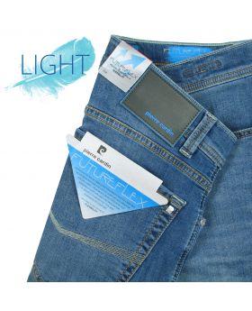 Pierre Cardin Herren Jeans Lyon Tapered Future Flex vintage stone blue
