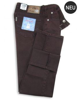 JOKER Twill-Jeans | Clark bordeaux 3401/7