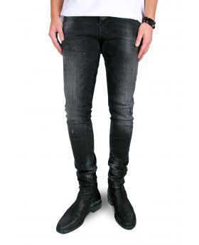 Goldgarn Neckarau 3140 Twisted weathered black distressed