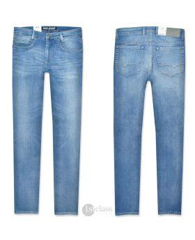 MAC Herren Jeans Arne summer blue treated soft Stretch