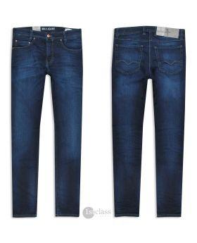 MAC Herren Jog'n Jeans dark blue treated Light Sweat Denim
