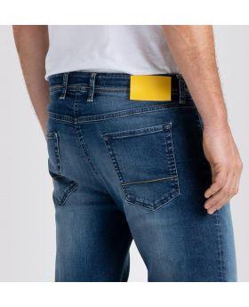 MAC Herren Jeans MacFlexx RUF Driver Pants navy treated