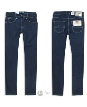 JOKER Jeans | Freddy dark navy stoned 2430/0201