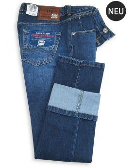 JOKER Jeans | Freddy dark navy treated 2442/0259