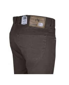 JOKER Hose | Stretch Harlem Walker 3530/0306 torf