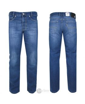 JOKER Jeans   Clark navy blue treated 2248/0341