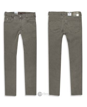 Joker Jeans Clark 3455/0506 Bicolour Stretch khaki