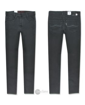 Joker Jeans Clark 3466/0864 Twill-Stretch Denim anthrazit