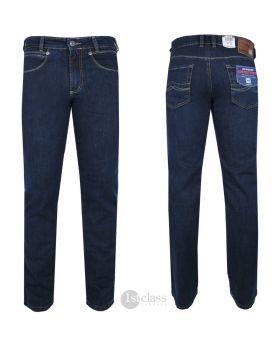 Joker Jeans Freddy 2442/0201 Comfort Denim navy blue stoned