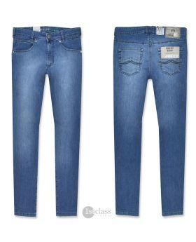 JOKER Jeans   Freddy blue stone used 2430/0669
