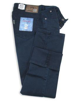 Joker Jeans Clark 3401/0207 Twill-Stretch Denim dunkelblau